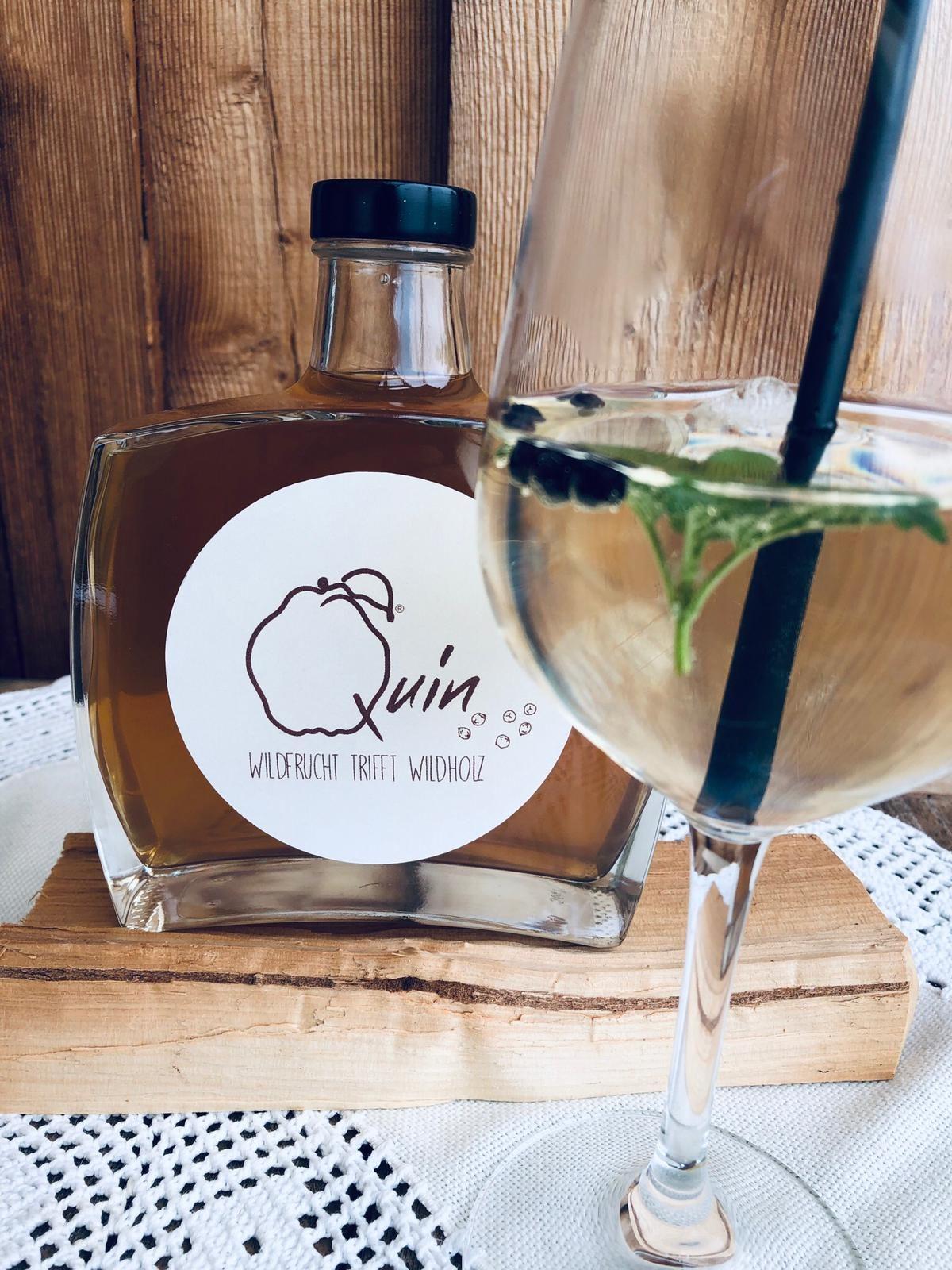 Quin® – Wildfrucht trifft Wildholz